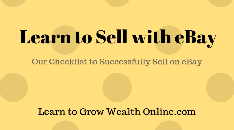 Learn to sell with eBay image