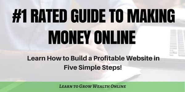 #1 rated guide to making money online