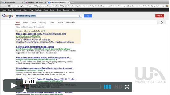 A picture that links to a video where you can learn how to SEO a website.