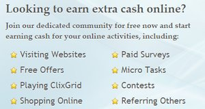 Photo of how to get paid taking surveys and other tasks using ClixSense