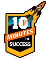 Chris Farrell Membership Site Review Photo of 10 minutes to success course