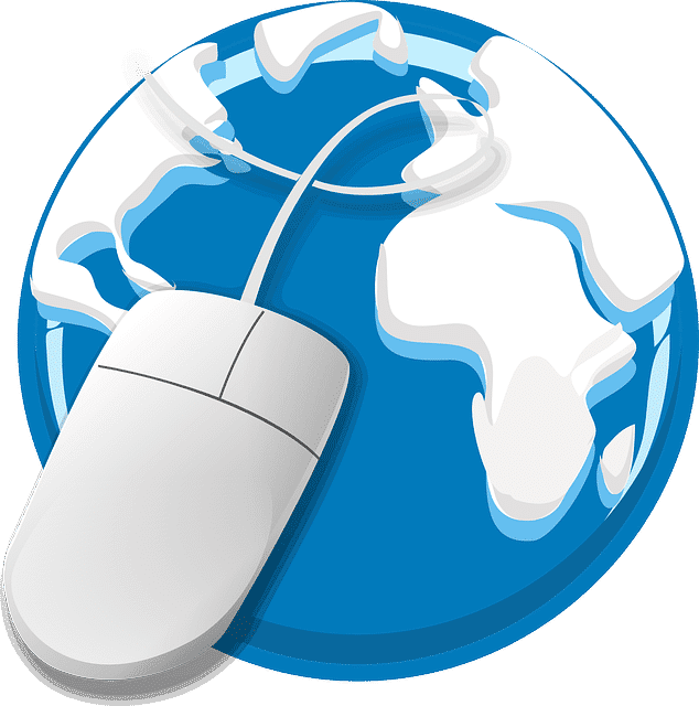 how to sell stuff online photo of a computer mouse around the world