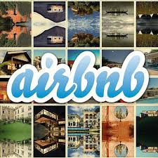 An image that links to Air Bnb, a house-sharing platform.