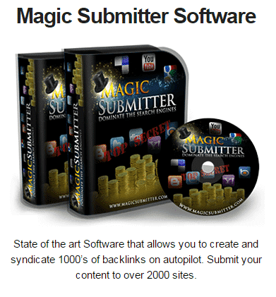 The Magic Submitter Review Product Photo