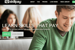 Internet Income University Skill Pay Review Image