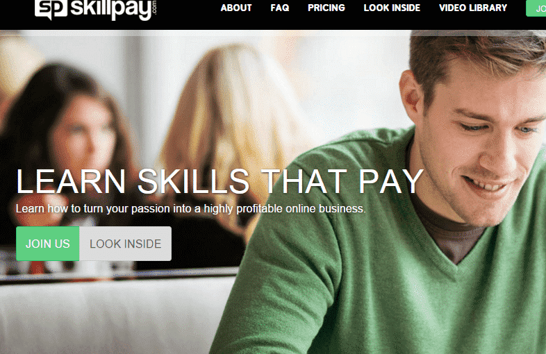 INTERNET INCOME UNIVERSITY REVIEW SKILL PAY Review Photo