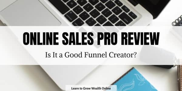 What is Online Sales Pro Review Image