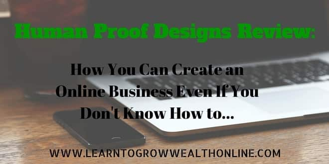 Human Proof Designs scam review image