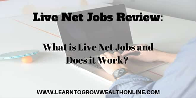 live net jobs review photo