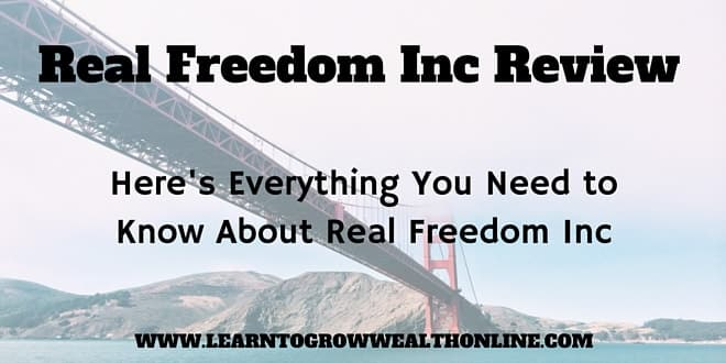 real freedom inc review photo