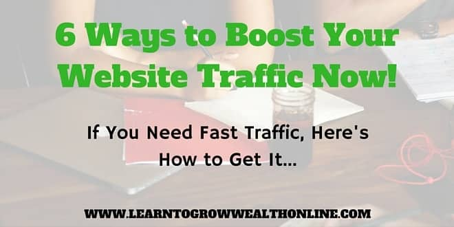 how to boost your website traffic image
