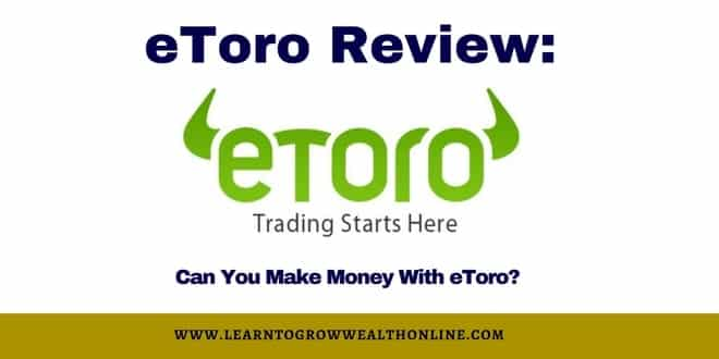 Etoro forex review