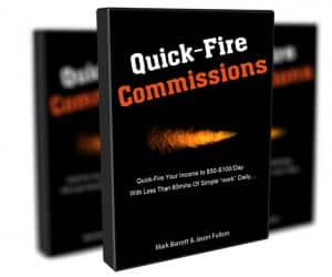 Quickfire Commissions Review Photo