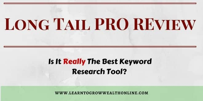 a long tail pro review image