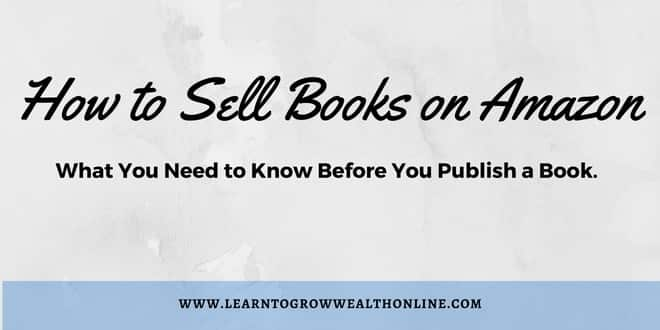 How to Sell Books on Amazon Image