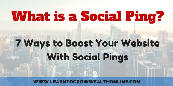 What is a Social Ping Photo