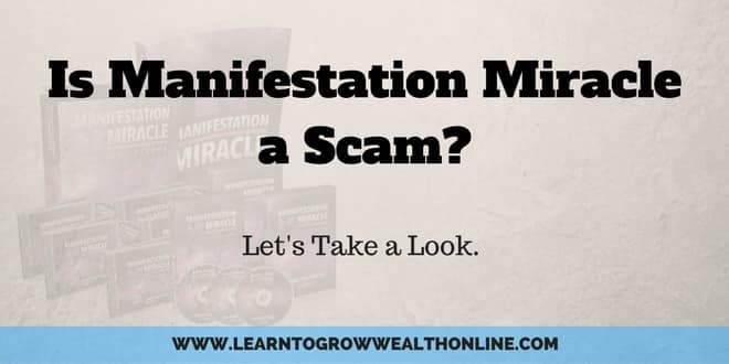 is manifestation miracle a scam photo