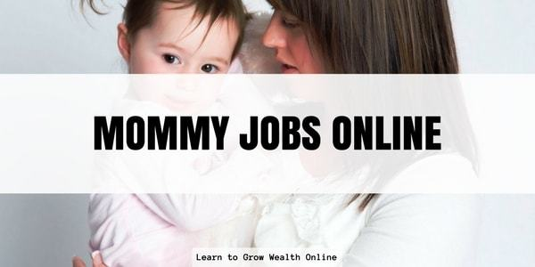 What is Mommy Jobs Online Scam Review Image