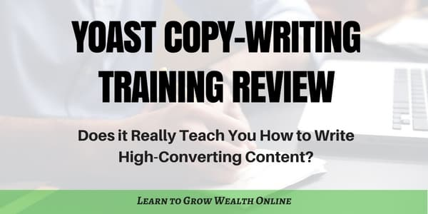 Yoast SEO Copywriting Training Image