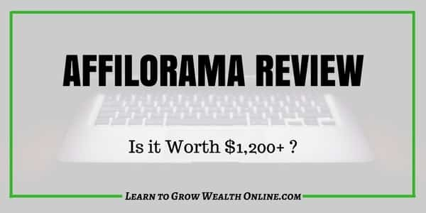 What Is Affilorama Review Image