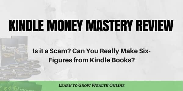 Kindle Money Mastery 2.0 Review Image