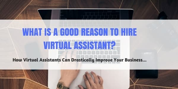 reason to hire a virtual assistant image