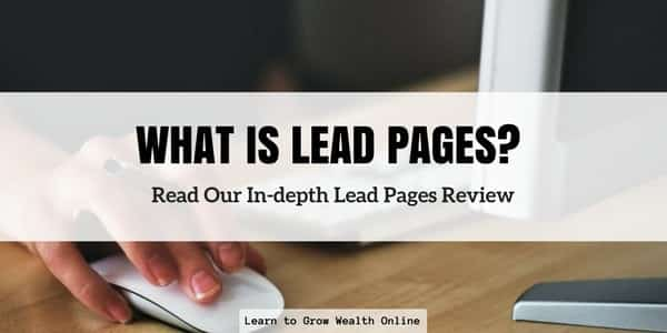 The Greatest Guide To What Are Leadpages