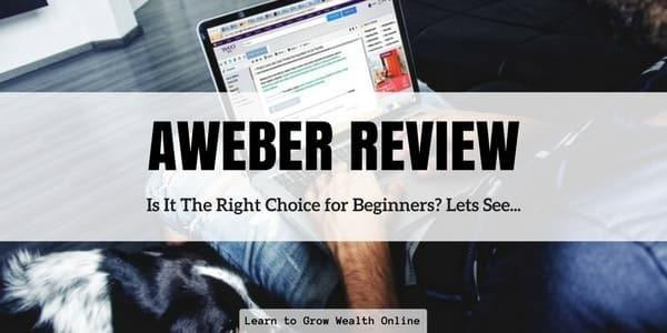 How To Create A Landing Page In Aweber