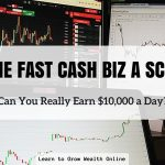 Is The Fast Cash Biz a Scam Review Image