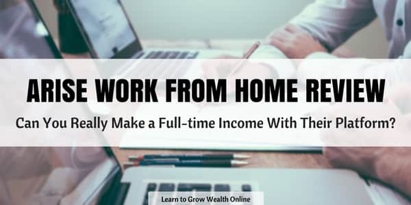 arise work from home scam arise work from home review does arise work 324