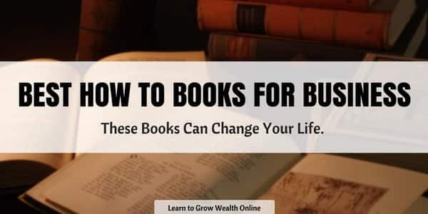 Best How to Books for Business Image