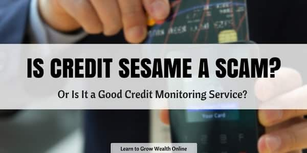 is credit sesame a scam review image