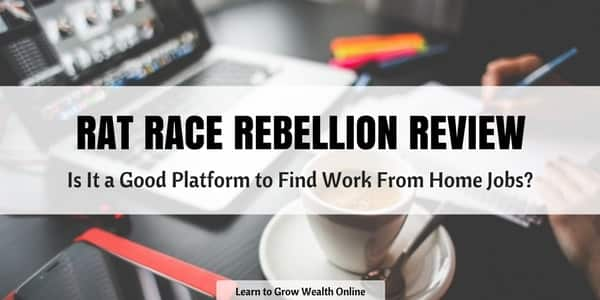 Rat Race Rebellion Review: Does the Platform Really Work?