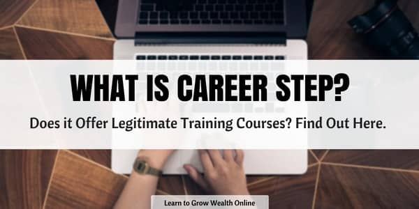 what is career step image