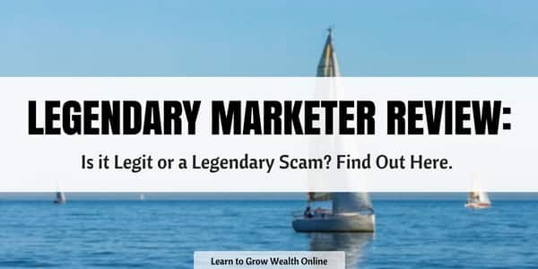 Fake Specs Legendary Marketer Internet Marketing Program