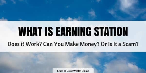 what is earning station image