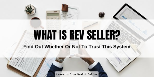 what is rev seller image