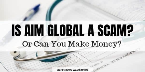 What is AIM Global Scam Review Image