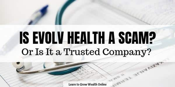 Is Evolv Health a Scam Review Image