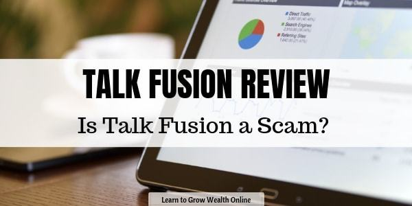 what is talk fusion about review