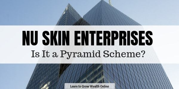 what is nu skin enterprises scam review