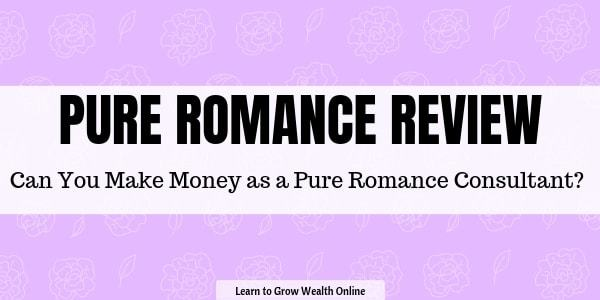 what is pure romance about review image