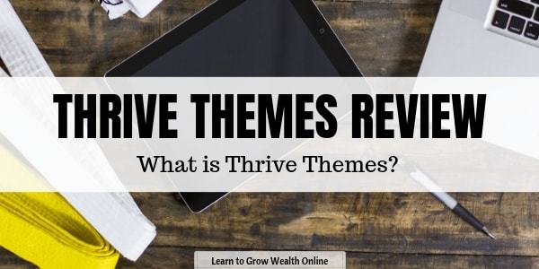Thrive Themes  WordPress Themes Used