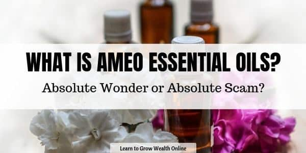 what is ameo essential oils scam review image