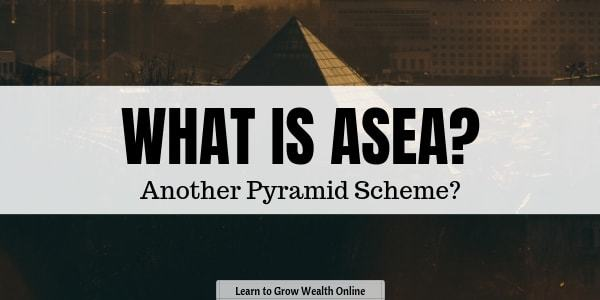 what is asea about scam review image