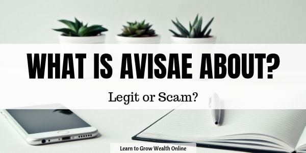 what is avisae about scam review imgae