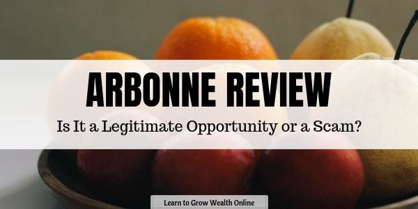 arbonne review image
