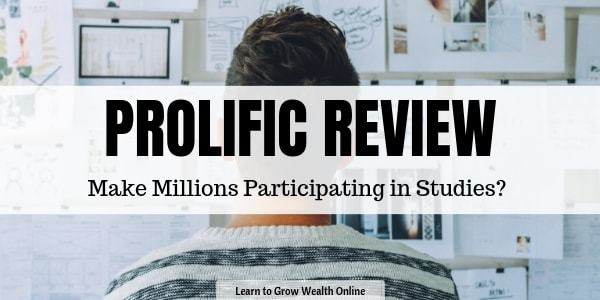 Prolific Academic Review Image