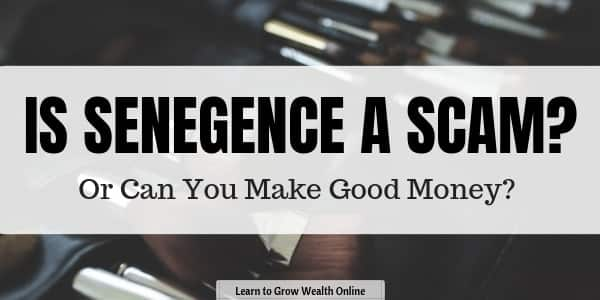 is senegence a scam cover image
