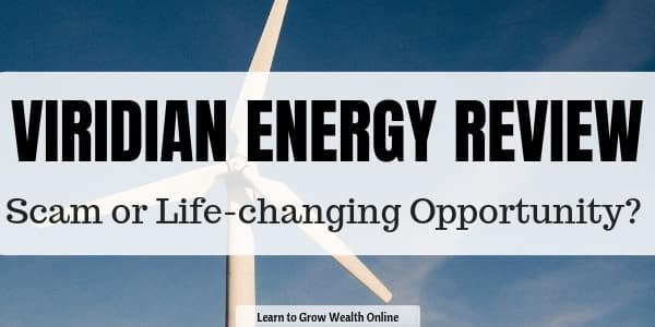 what is viridian energy review image